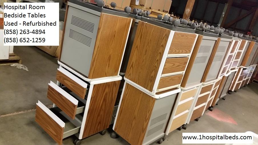 Hospital Room Bedside Cabinets for sale