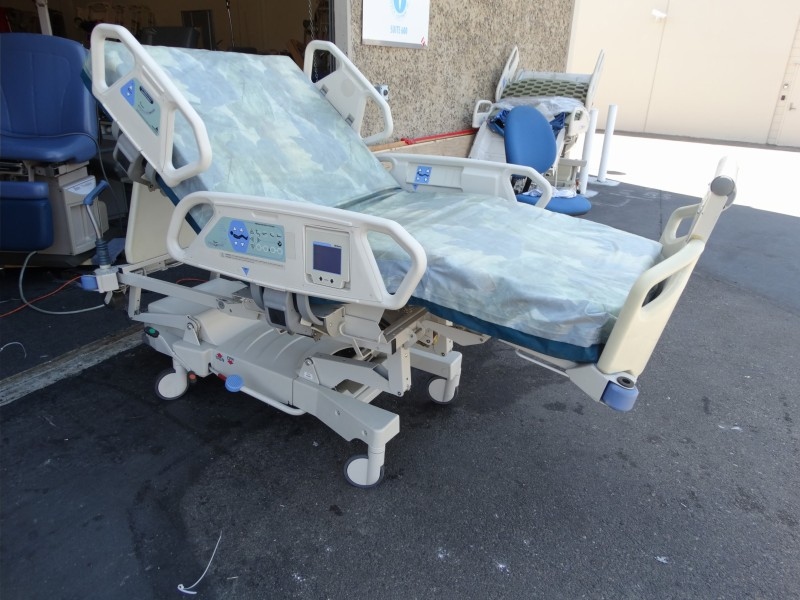 TotalCare Bariatric Hospital Bed for sale 858-731-7278