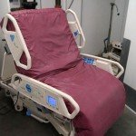TotalCare Sport Hospital Bed Chair Position