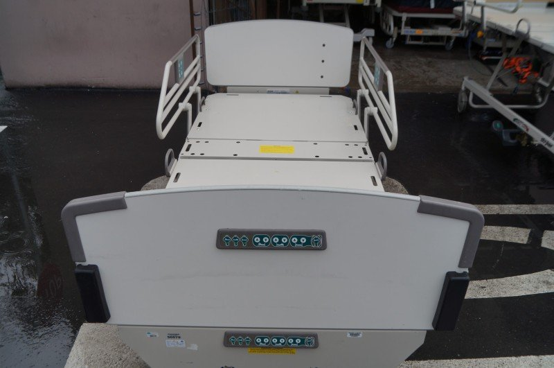 1 Stryker Low Boy low hospital bed for sale