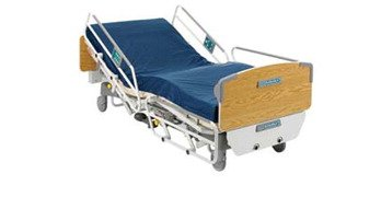 Stryker low hospital bed