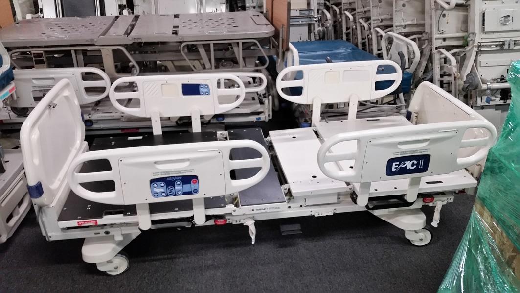 Striker Epic 2 hospital bed 2