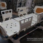 Refurbished Stryker and Hill Rom hospital beds for sale