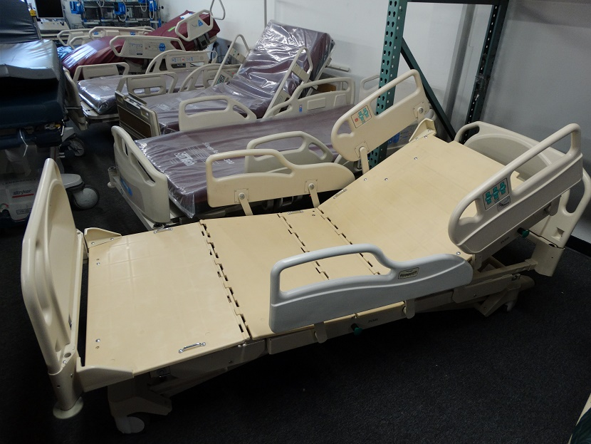 1 Carroll Spirit high low hospital bed for sale