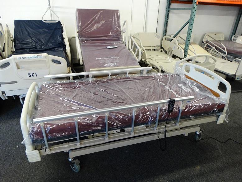 Hospital bed model 3035 adjustable full electric bed