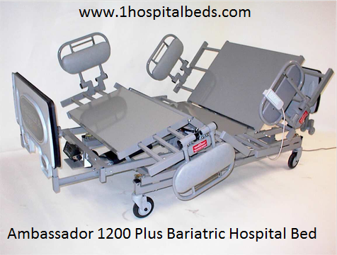 Ambassador 1200 Bariatric Hospital Bed for sale