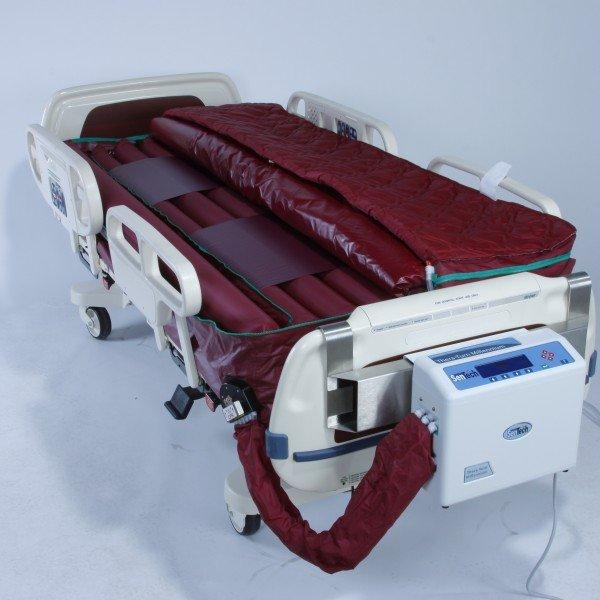TheraTurn_Millennium Bariatric Hospital Bed Mattress