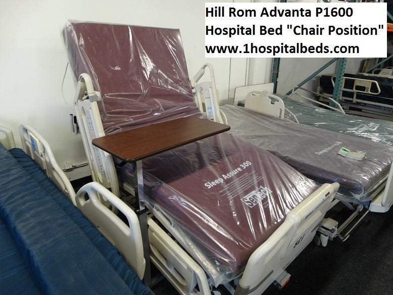 Hill Rom Advanta P1600 bed refurbished