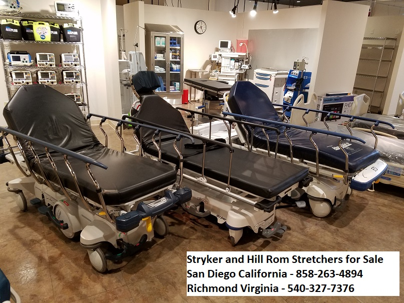 Hospital Beds | Reconditioned, used electric hospital beds