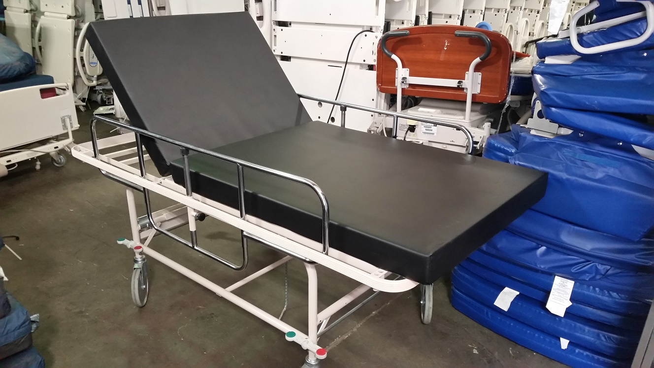 Ambassador 1200 bariatric hospital bed hospital beds - Gendron Bariatric Hospital Stretcher 1000lb Weight Capacity 858 263 4894