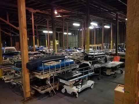 Used stretchers for sale wholesale prices 858-263-4894