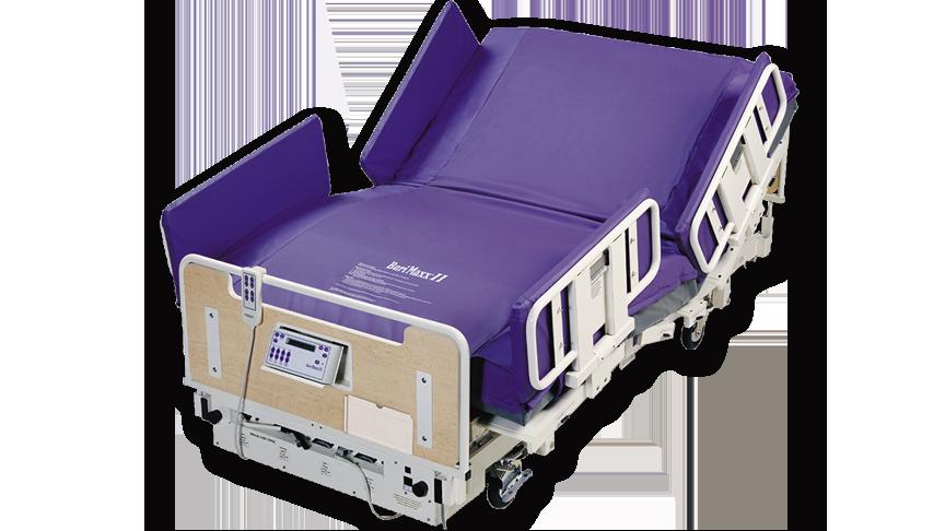 ArjoHuntleigh BariMaxx-II-bariatric hospital bed