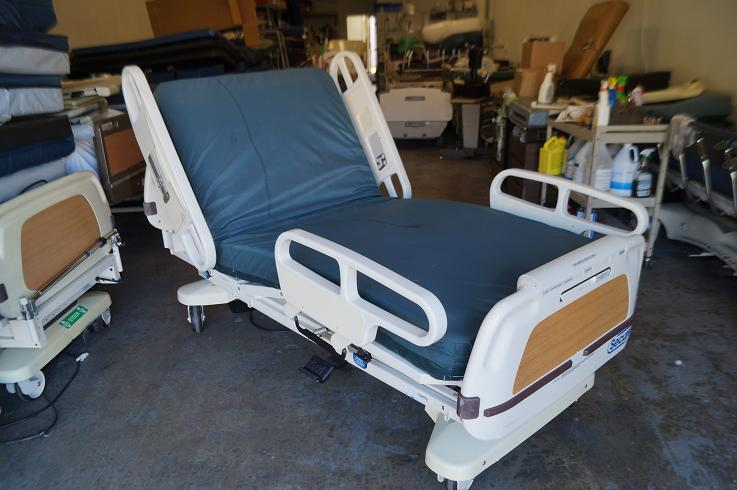 Stryker Secure 1 hospital bed