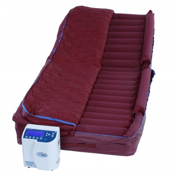 Sentry1400 low air loss replacement mattress system