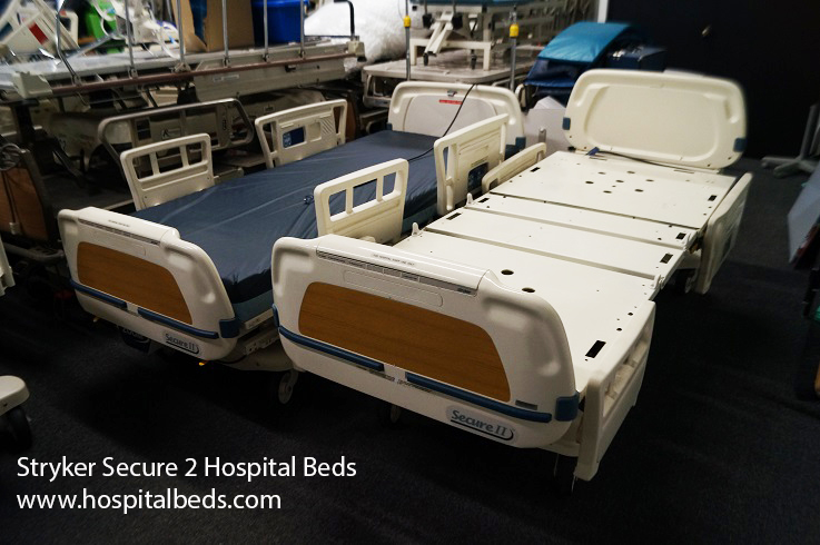 Stryker Secure 2 Hospital beds for sale