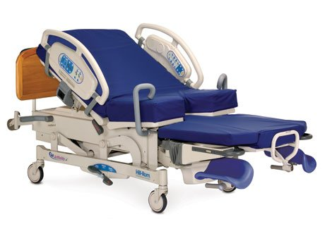 Hill Rom Affinity 4 birthing bed