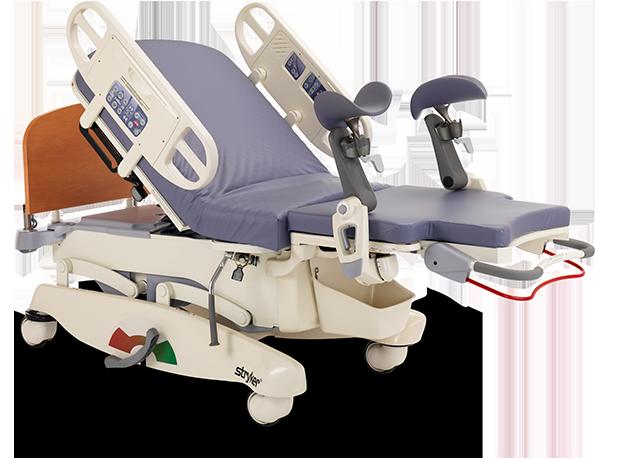 Stryker LD 304 birthing bed model