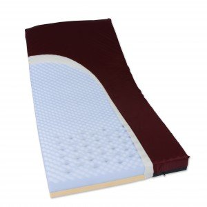 Hospital bed mattress Sleep Assure 150 - regular foam mattress.