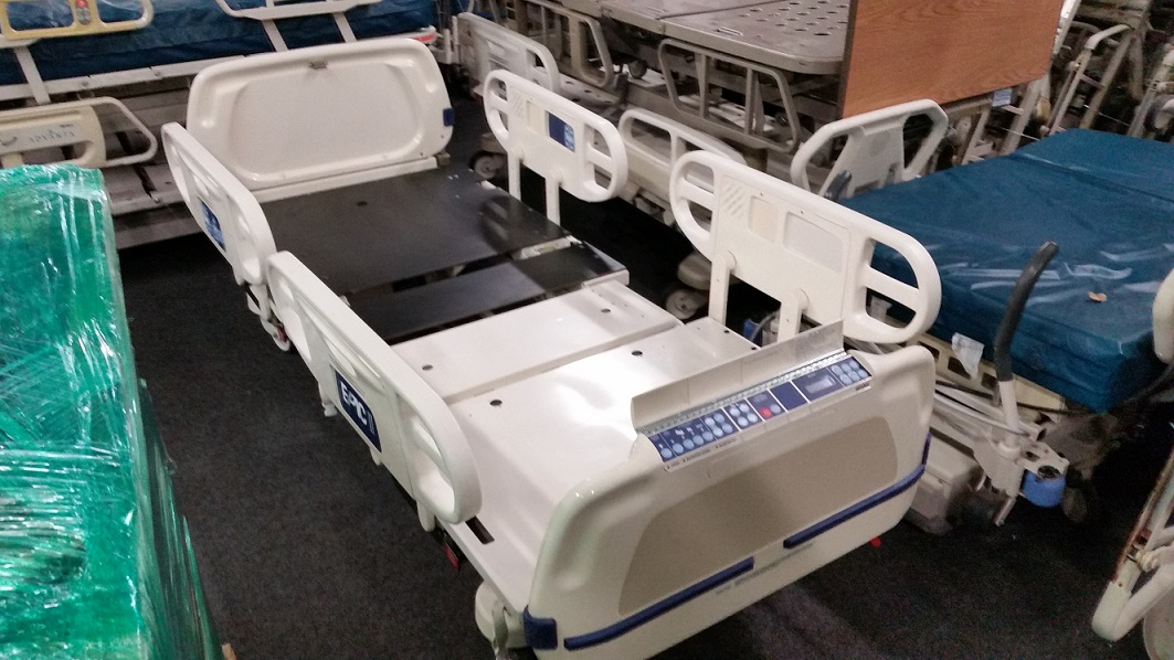 Refurbished Striker Epic 2 hospital bed