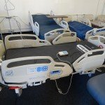 Refurbished Hill Rom CareAssist Hospital Bed