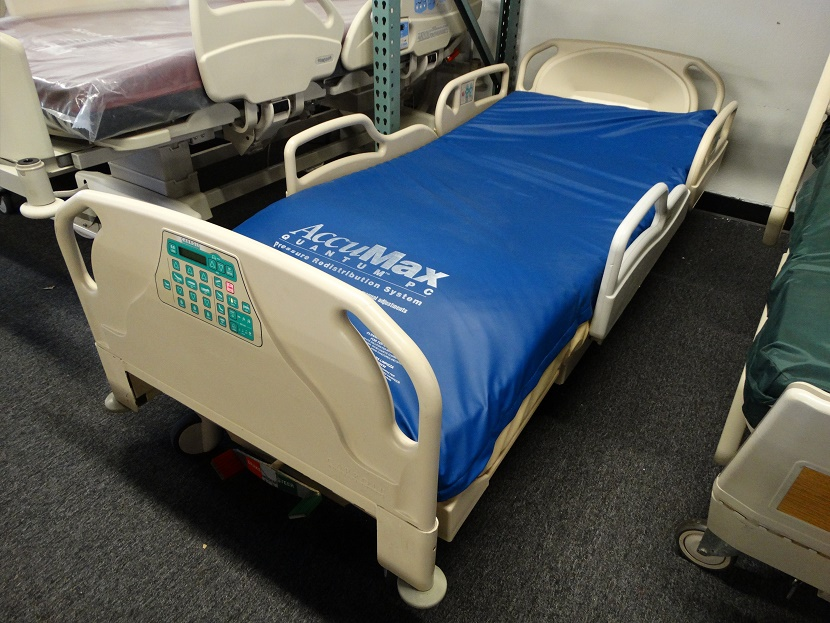 1 Carroll Spirit high low electric hospital bed