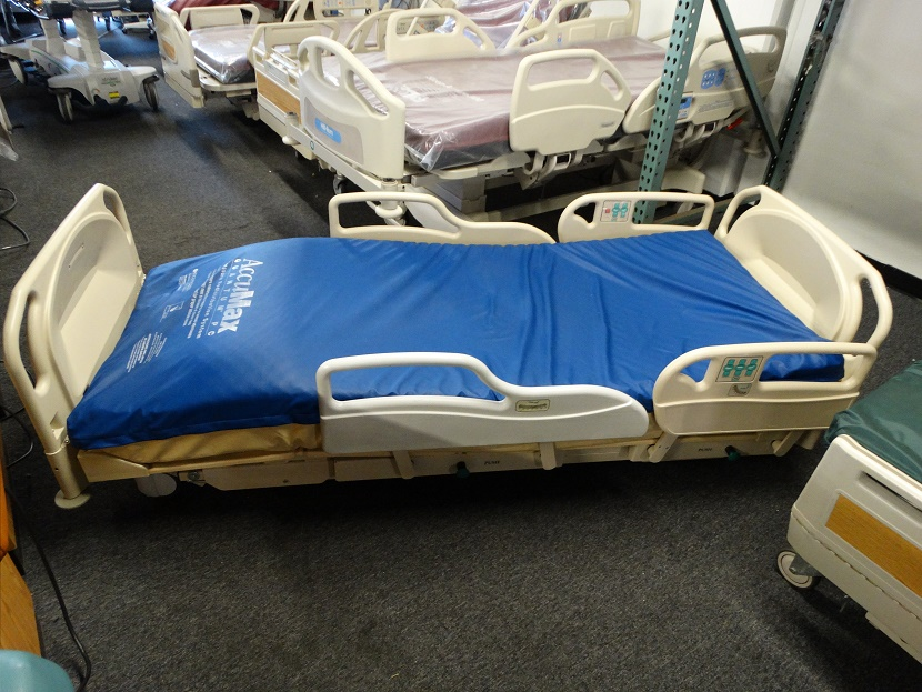 1 Carroll Spirit high low hospital bed for sale 2