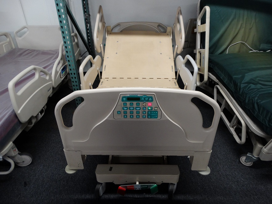 High Low Hospital Bed Carroll Spirit medical bed