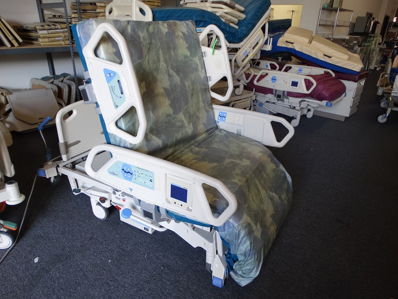 Hill Rom TotalCare Bariatric Hospital Bed for sale 858-652-1259