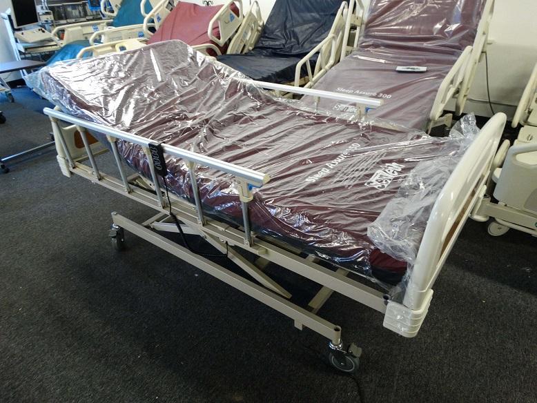 Medical Hospital Bed Model 3022