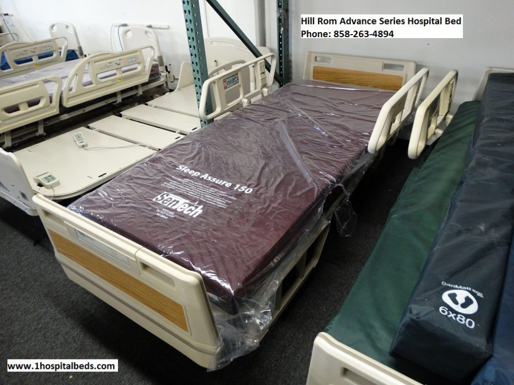 Hill Rom Advance Series hospital bed 1