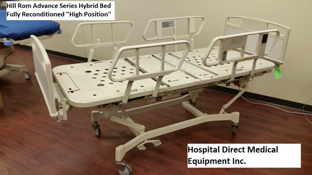 Reconditioned Hill Rom Advance Series Hospital Bed 4
