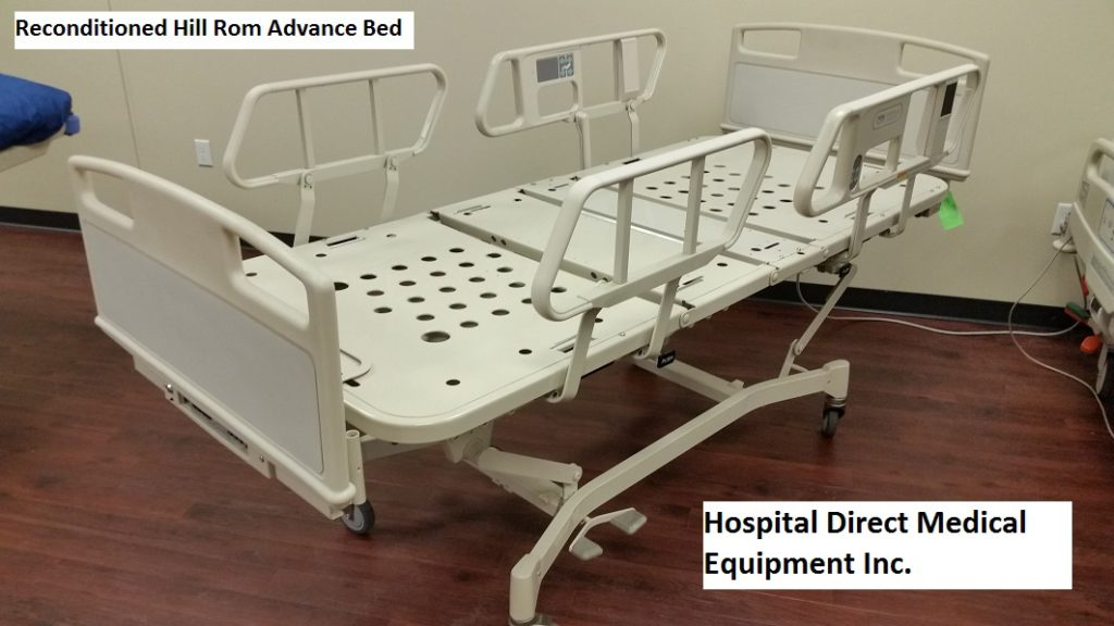 Reconditioned Hill Rom Advance Series Hospital Bed 5
