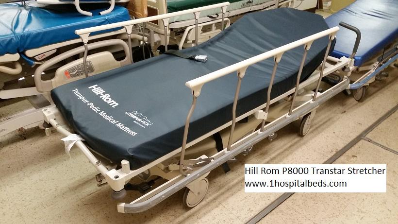 Hill Rom P8000 Transtar Stretcher Gurney