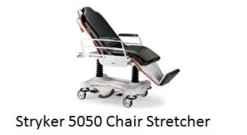 Stryker 5050 chair stretcher