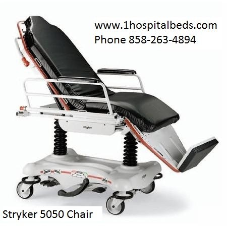 Stryker 5050 stretcher chair gurney for sale