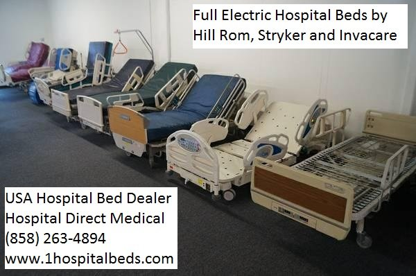 Full electric medical bed models bed dealer