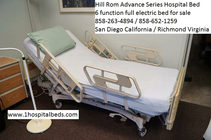 Hill Rom Advance Series Hospital Bed for sale
