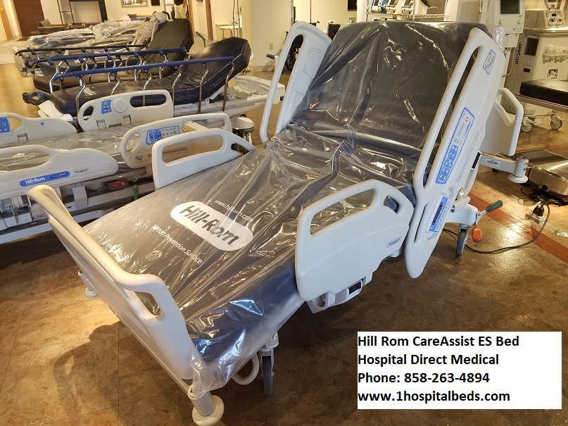 Hill Rom CareAssist ES hospital bed
