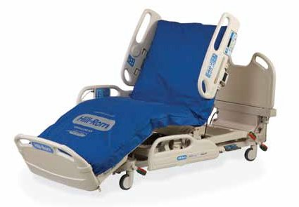 Hill Rom P3200 Versacare Hospital Bed with Air Mattress System - we sell foam and air mattresses for this bed model