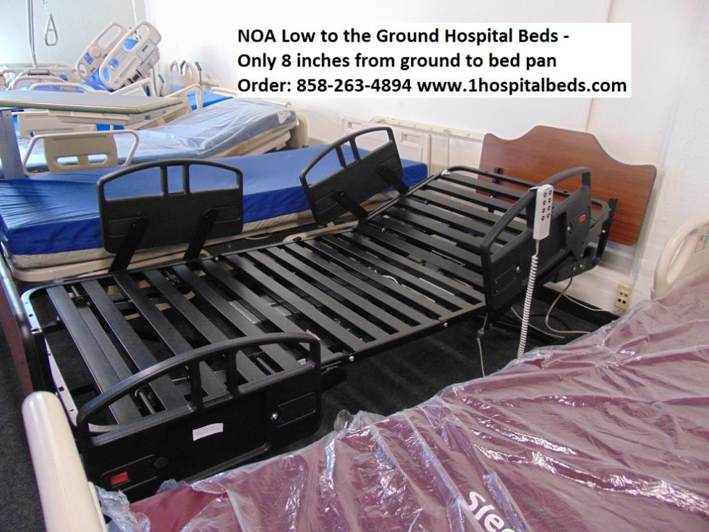 NOA Low Hospital Bed for sale