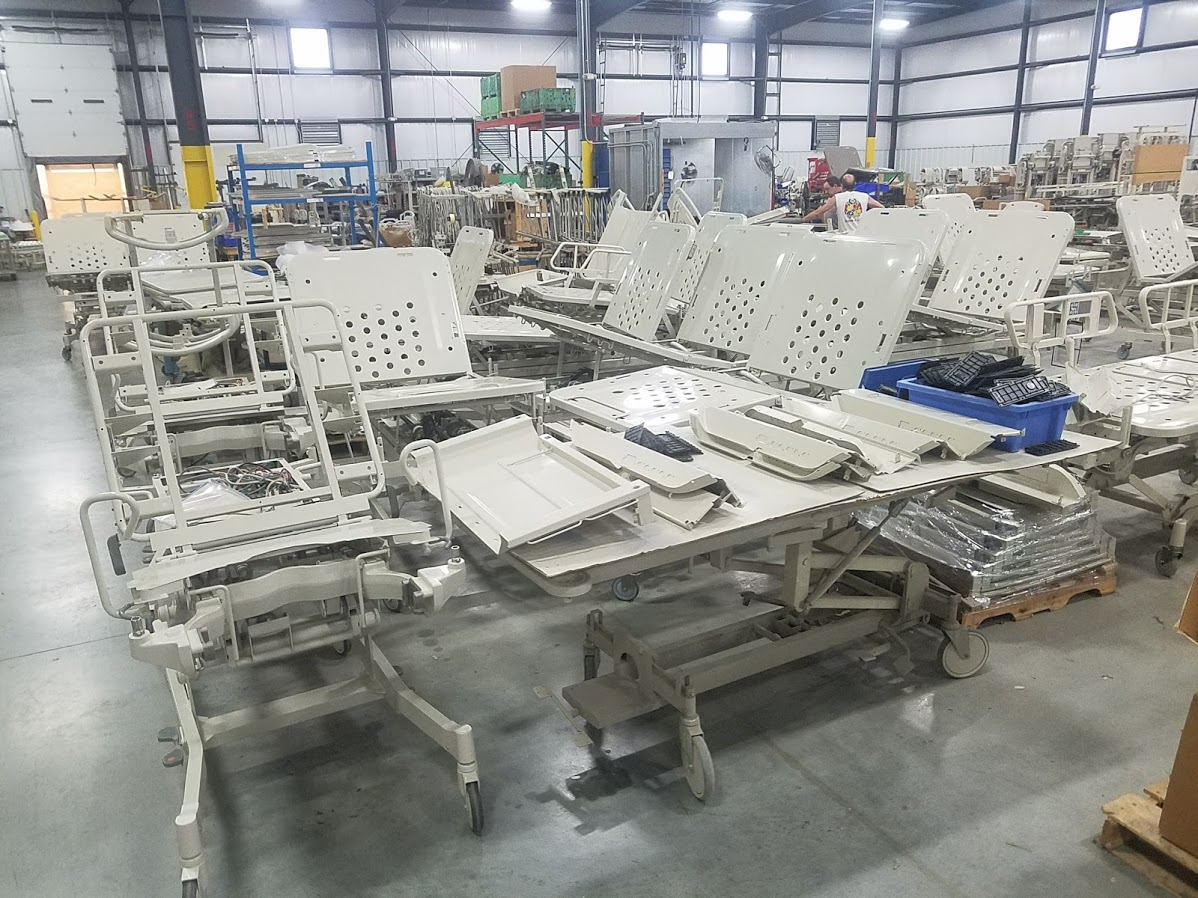 Reconditioned Hospital Bed Models And Prices Hospital Beds